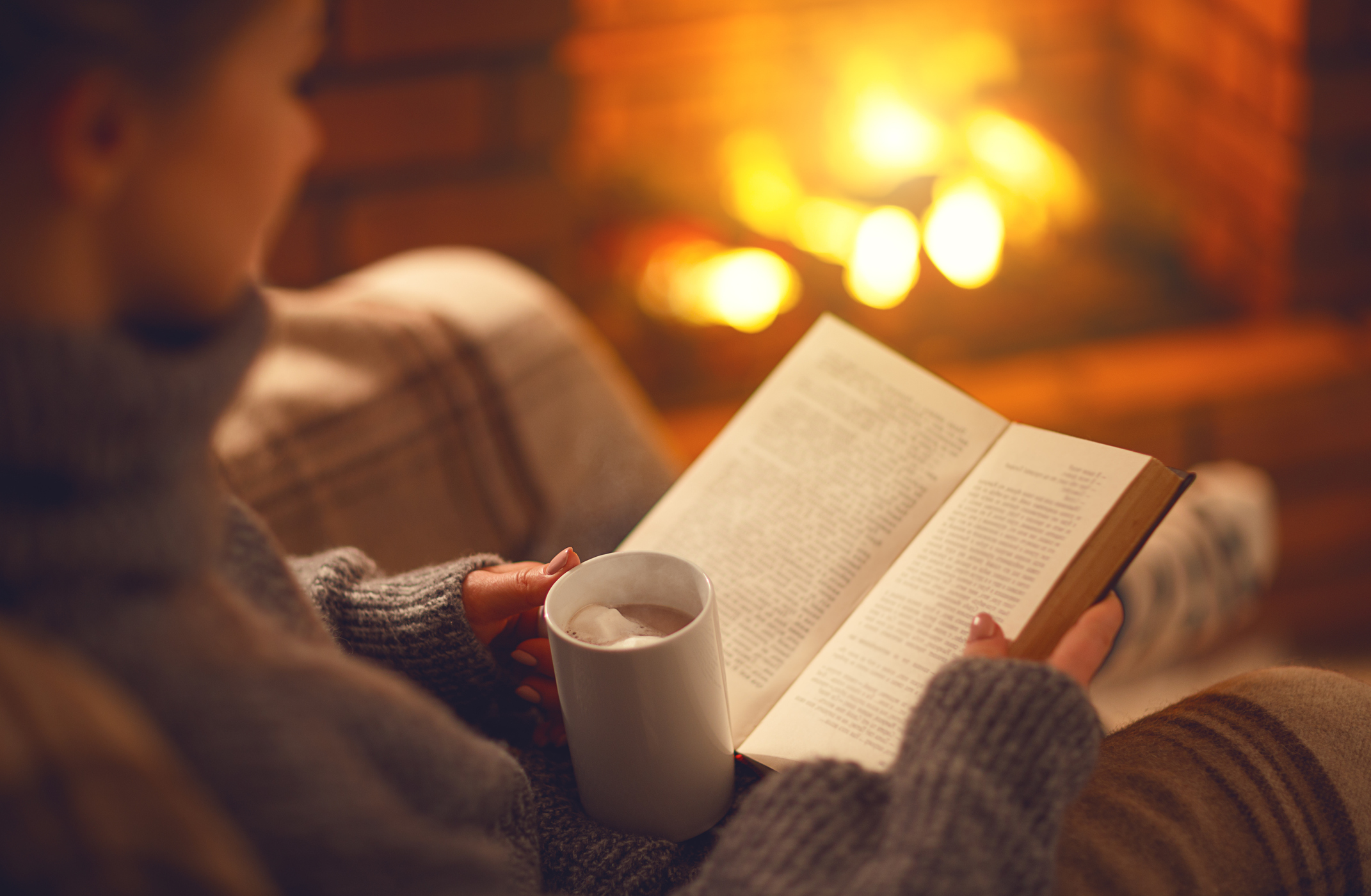 7 Books To Add To Your Winter Reading List