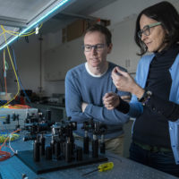 "Jelena Vuckovic (director) and Patrick Hayden (deputy director) Stanford has launched a new ""Q-FARM"" initiative centered around experimental and theoretical quantum science and engineering."
