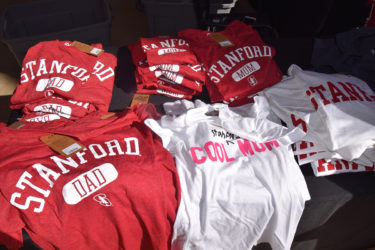 Family Weekend t-shirts