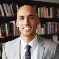 Forrest Stuart, associate professor of sociology