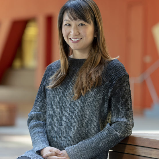 Marci Kwon, assistant professor of art and art history