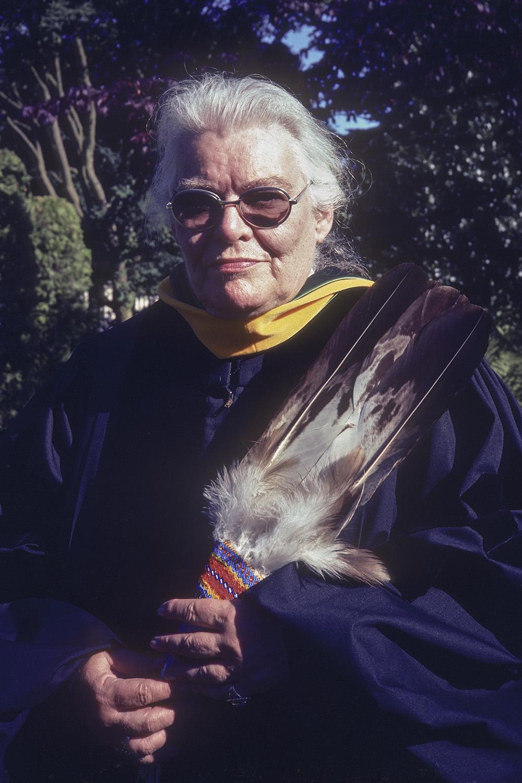 Carolyn Lewis Attneave portrait
