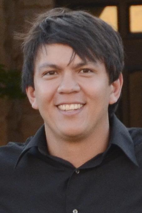 Daniel Ibarra headshot.