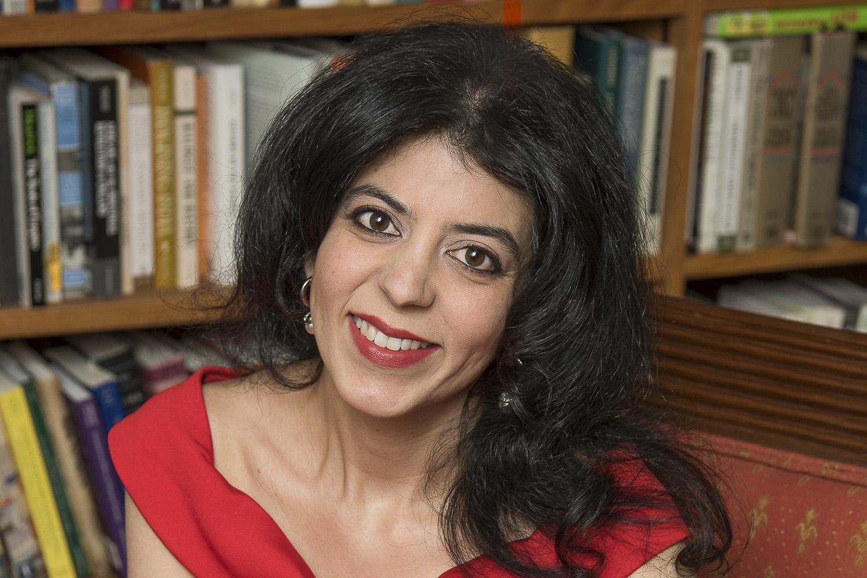 Priya Satia portrait