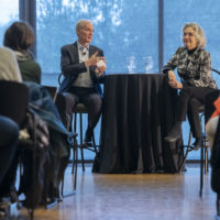 A conversation with Persis Drell and Marc Tessier-Lavigne 3/8/19