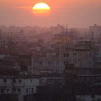 Smog in Dhaka