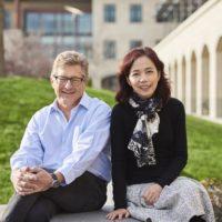 John Etchemendy and Fei-Fei Li