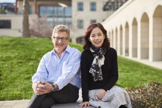 John Etchemendy and Fei-Fei Li