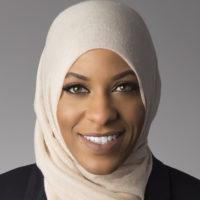 Ibtihaj Muhammad portrait