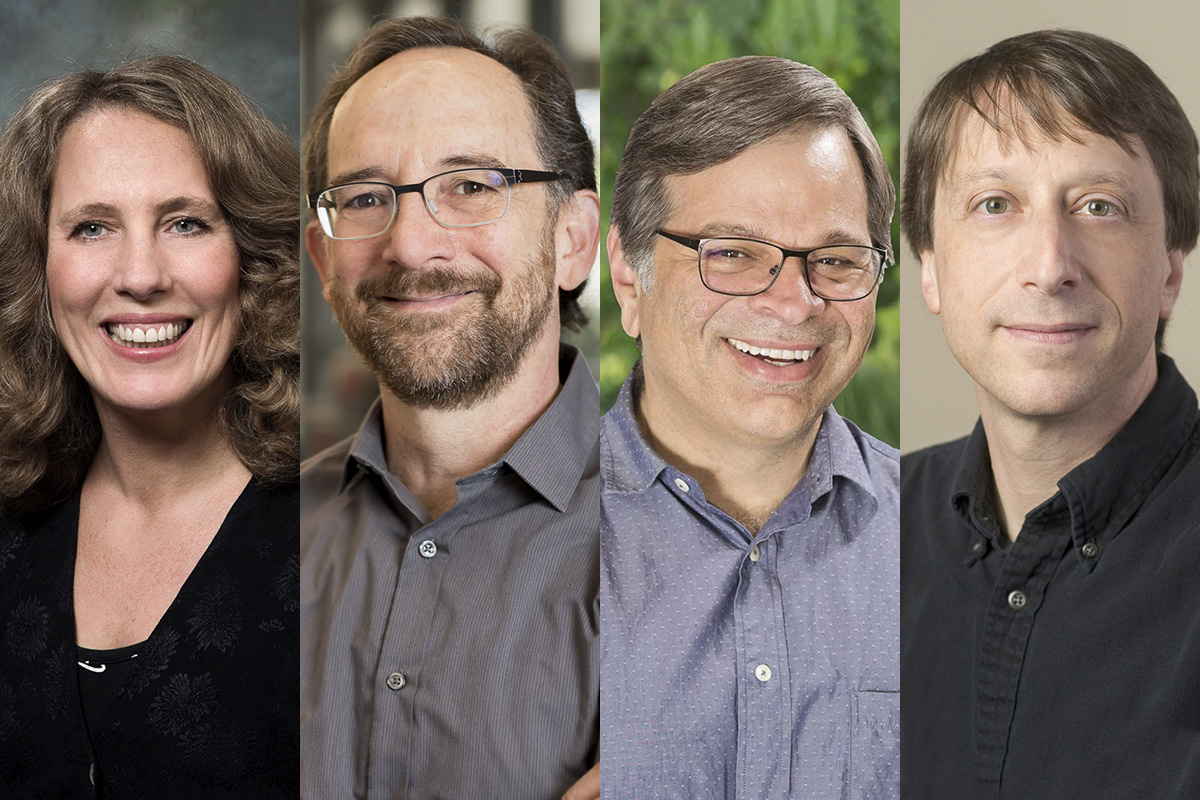 Four Stanford faculty elected to National Academy of Sciences