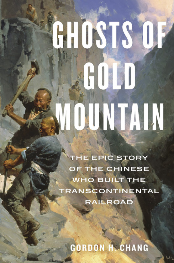 Ghosts of Gold Mountain book cover