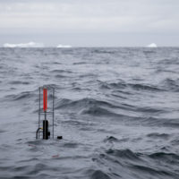 Robotic floating buoy