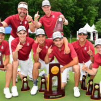 Cardinal Golf NCAA Champs