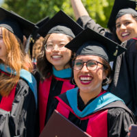 Graduate School of Education diploma ceremony 2019