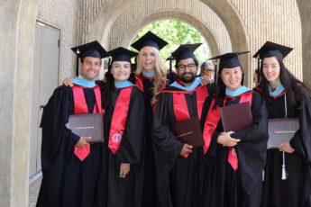 Law School graduates 2019.