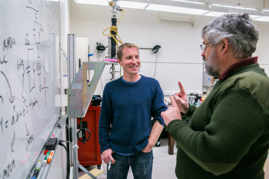 a radio that searches for dark matter