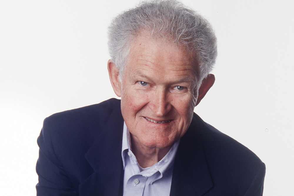 Professor Emeritus Calvin F. Quate dies at 95