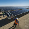 The Stanford Solar Generating Station in Kern County, Calif., will provide more than 50 percent of the campus's electricity when it comes on line in December 2016.