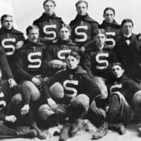 1896 Stanford football team photo