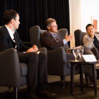 Jonathan Levin, Jerry Yang, Neil Shen