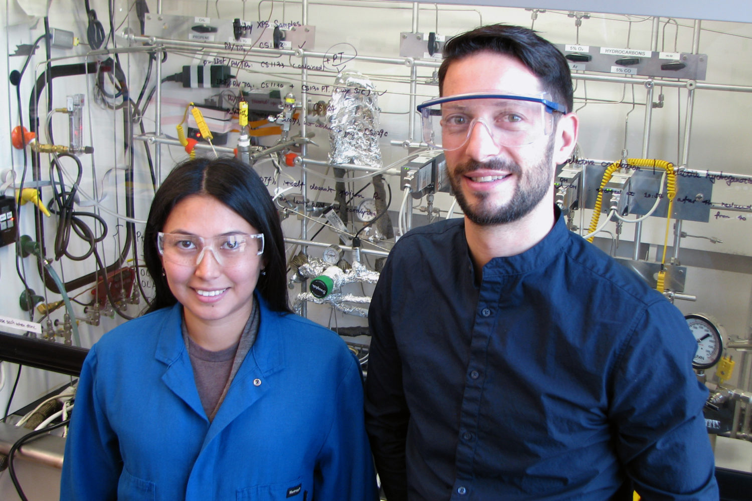 Stanford Researchers Create New Catalyst That Can Turn Carbon Dioxide into Fuels