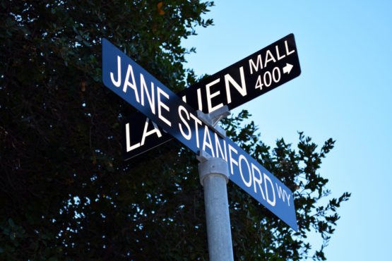 Jane Stanford Way