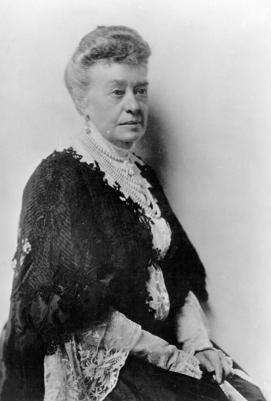 pre-1900Jane Lathrop Stanford.Credit Stanford University Archives.