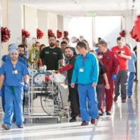 Hospital move