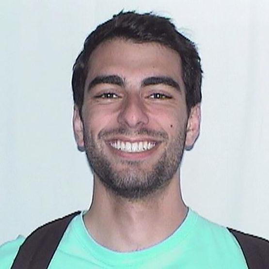 Cyrus Reza portrait