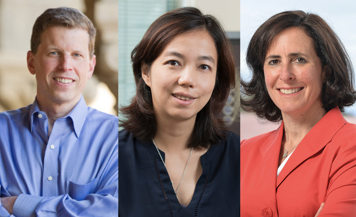 Three Stanford faculty elected to the National Academy of Engineering | Stanford News