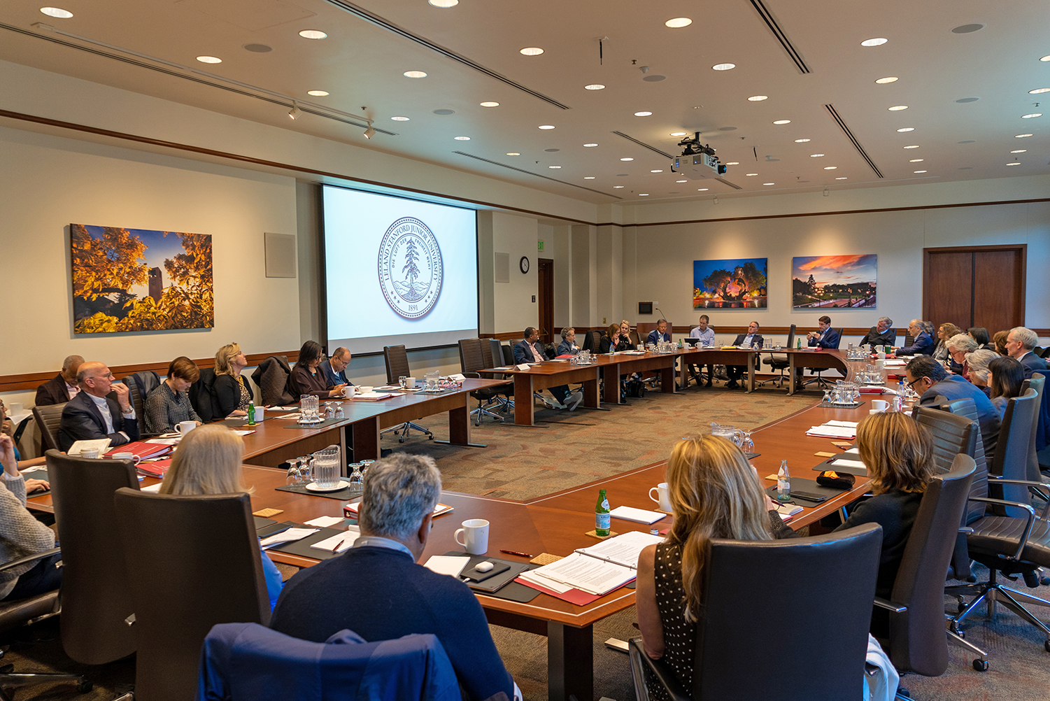 Stanford Trustees Hear Presentations On Graduate Education Approve Development Projects Stanford News