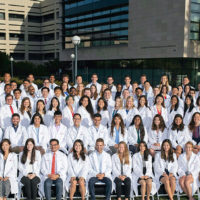First-year medical students