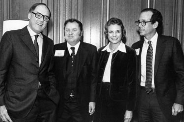 Kennedy with justices