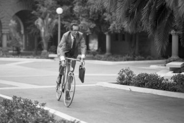 Kennedy biking