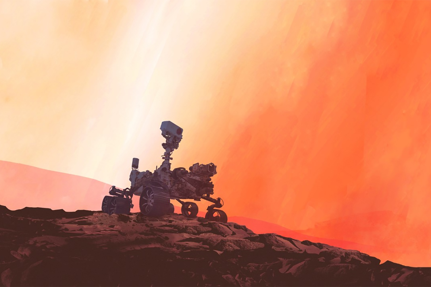 Perseverance will seek signs of life on Mars | Stanford News