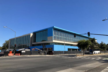 Academic medical building