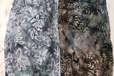 Margaret Dyer Chamberlain's masks