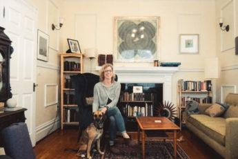 Anna Bigelow at home