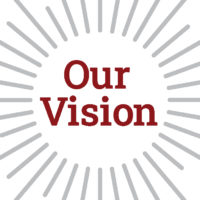 Stanford Our Vision logo