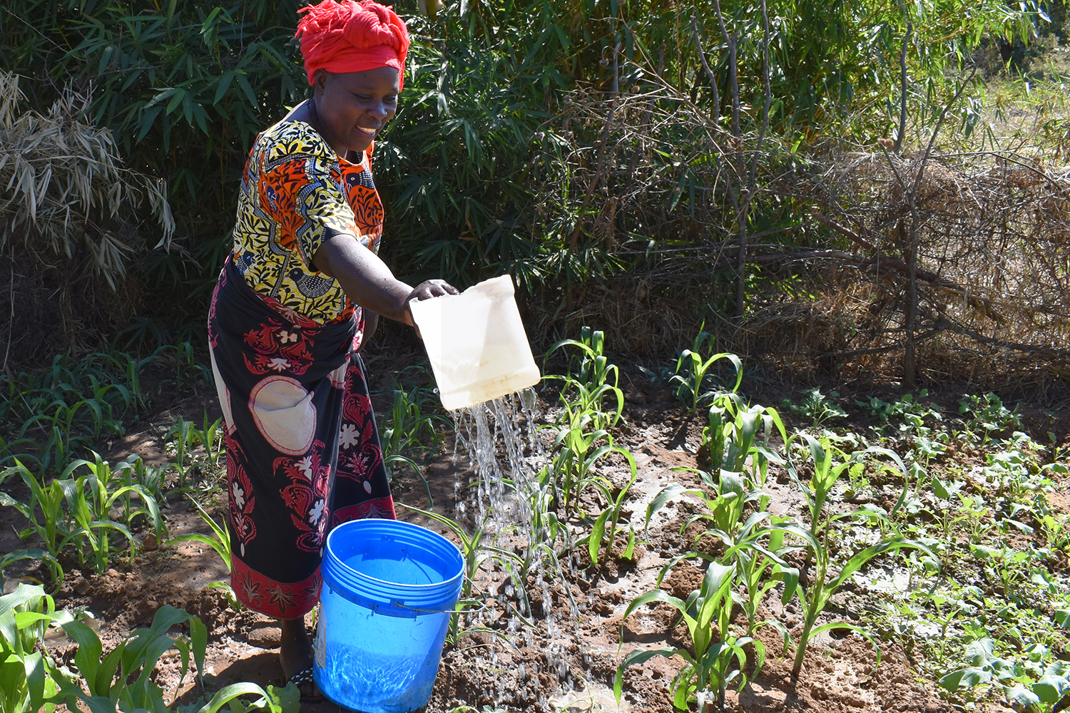 Linking piped water, health and gender equality | Stanford News - Stanford University News