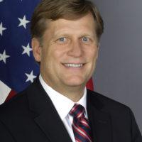Michael McFaul portrait