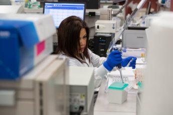 clinical virology lab