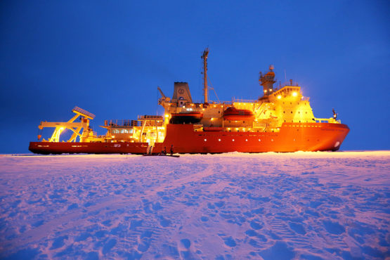 Research and policy in a changing Arctic