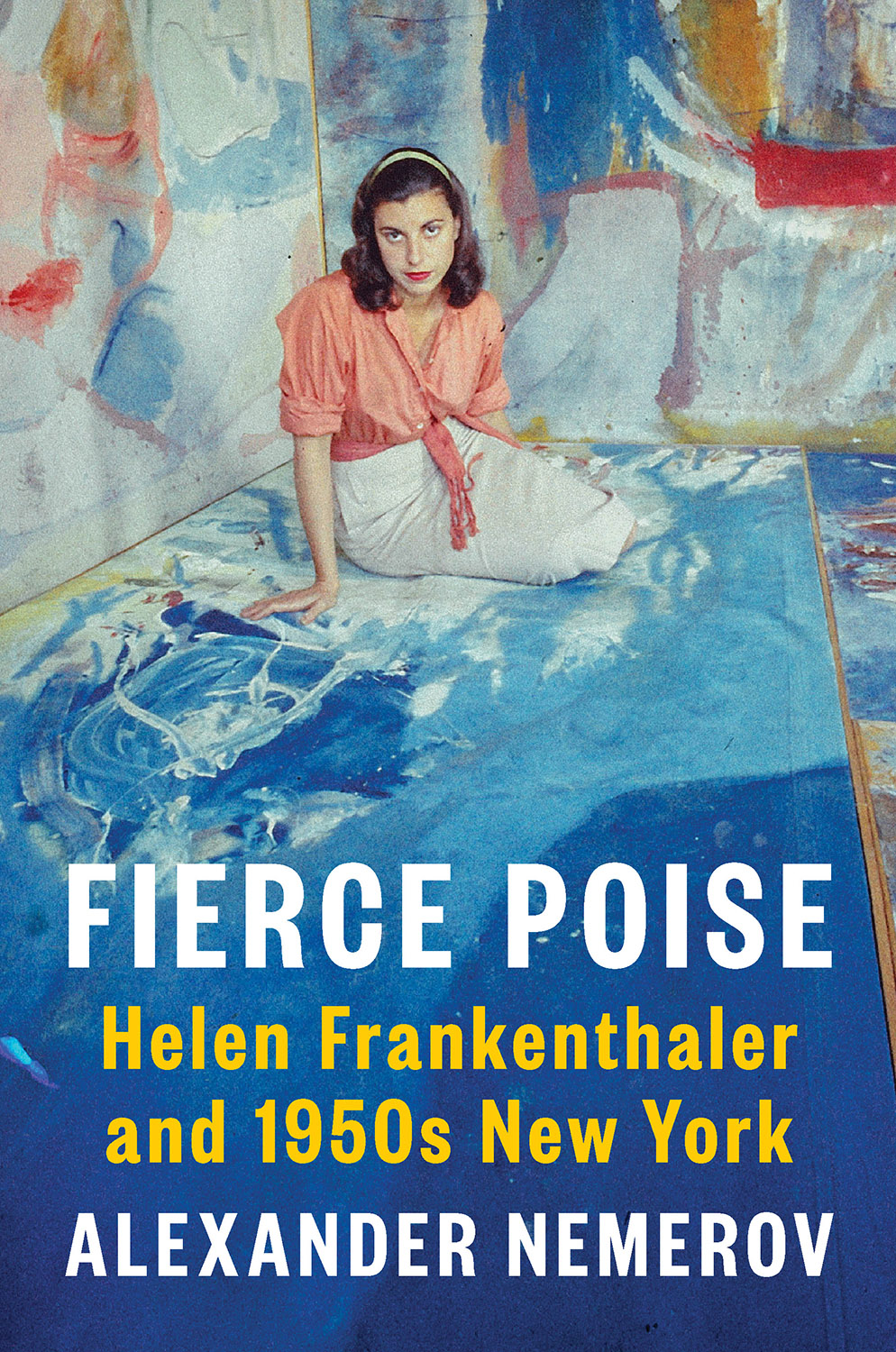 book jacket art for Fierce Poise