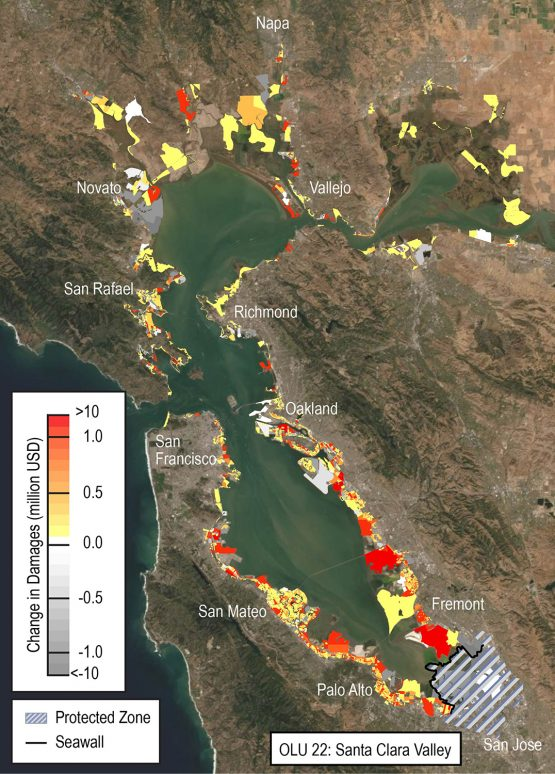 Adapting to sea level rise could make life worse for your neighbor