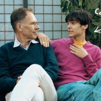 Guido Imbens and his son Carleton.