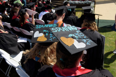 Stanford 125th Commencement