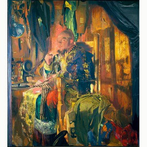 Jerome Witkin's The Devil as a Tailor