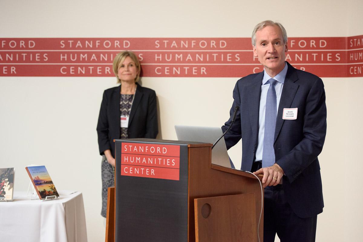 Humanities Center book celebration