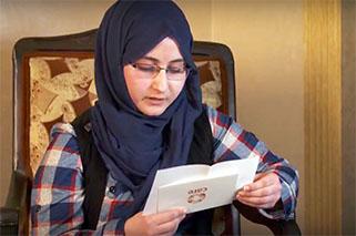 Raheem, a Syrian refugee living in Jordan